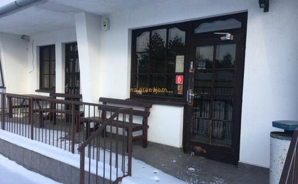 Prenájom Polyfunkčnej budovy Nitra