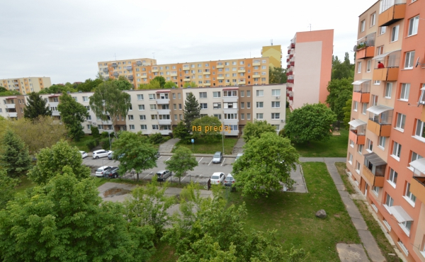 Na Prenájom ! 3 izbový byt Klokočina Nitra
