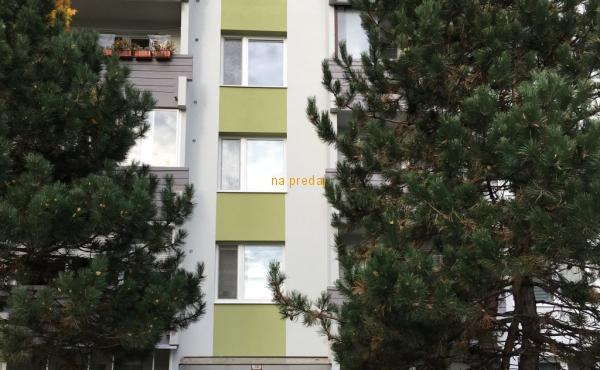 Predaj 1 izbový byt Nitra Klokočina